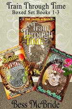 A Train Through Time -- Bess McBride