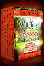 Box Set Will Travel for Romance -- Bess McBride