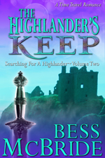 The Highlander's Keep -- Bess McBride