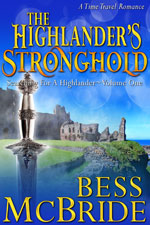 The Highlander's Stronghold -- Bess McBride